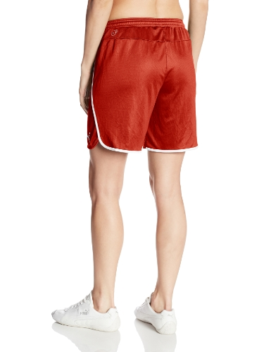 Puma Womens Speed Jersey Puma Red/White