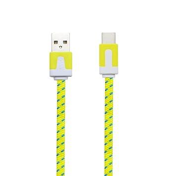 Vimoli Cable #DH77 USB 3.1 Tipo C Cable Duradero Nylon ...