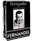Fernandel Coffret Metal 5 DVD