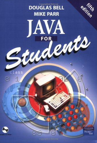Java For Students (5th Edition)