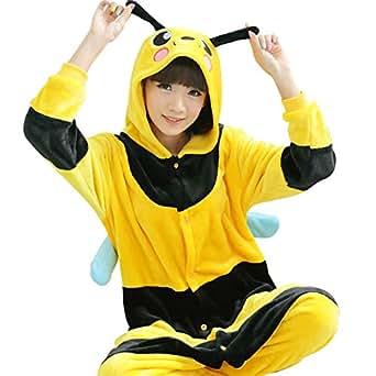 Amazon.com: Zhongyu Kigurumi Pajamas For Couples Sleepwear