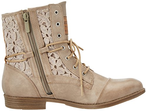 Mustang Braun Femme Taupe 318 527 taupe 1157 Botines Marron rw4PAqrzn
