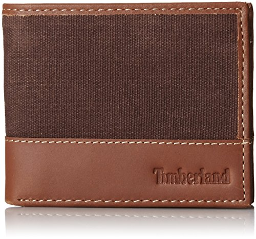 Timberland Baseline Canvas Removable Passcase