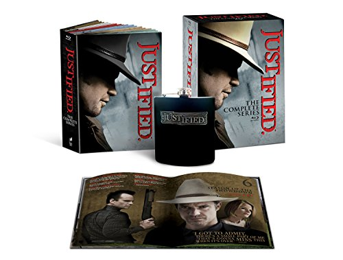 Justified: The Complete Series [Blu-ray] by Sony Pictures Home Entertainment