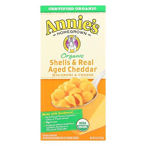 : Annie's Homegrown Pasta
