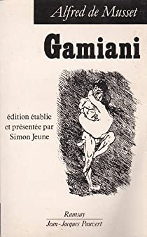 Gamiani ou deux nuits d'excès par Musset