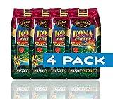 Hawallan Gold Kona Blend Coffee, 2 Pound … (Kona Gourmet Blend, 4 Bag)