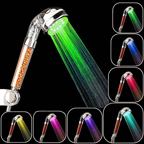 7 Color Led Light Shower Head in Florida - 6