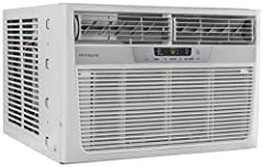 With Frigidaire's FFRH0822R1 8,000 BTU 115V Compact Slide-Out Chassis Air Conditioner/Heat Pump you have an easier window installation option. First, install the outer cabinet of the AC in the window and then slide the interior of the air con...