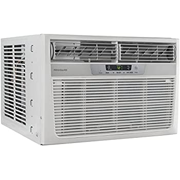 Frigidaire FFRH0822R1 8000 BTU 115-volt Compact Slide-Out Chasis Air Conditioner/Heat Pump with Remote Control