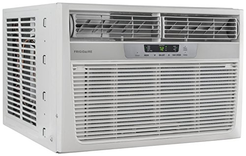Frigidaire FFRH0822R1 8000 BTU 115-volt Compact Slide-Out Chasis Air Conditioner/Heat Pump with Remote Control ()