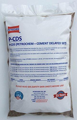 p cds petrochem cement delayed set amazon com
