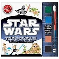 Klutz Star Wars Thumb Doodles