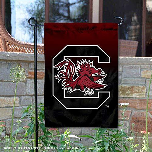 (South Carolina Gamecocks Gradient Colors Garden Banner)