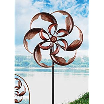 Personable Amazoncom  Metal Wind Garden Art Flower Design  High Kinetic  With Outstanding This Item Metal Wind Garden Art Flower Design  High Kinetic Windmill  With Astonishing The Big Garden Birdwatch Also Long Garden Shears In Addition Parade Gardens Bath And Welbeck Garden Center As Well As Jade Garden Southend Additionally Garden Landscaping Design From Amazoncom With   Outstanding Amazoncom  Metal Wind Garden Art Flower Design  High Kinetic  With Astonishing This Item Metal Wind Garden Art Flower Design  High Kinetic Windmill  And Personable The Big Garden Birdwatch Also Long Garden Shears In Addition Parade Gardens Bath From Amazoncom