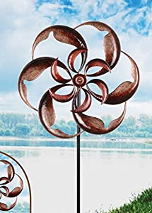 Scenic Amazoncom  Metal Wind Garden Art Flower Design  High Kinetic  With Handsome Metal Wind Garden Art Flower Design  High Kinetic Windmill  With Amazing Walled Garden At Cowdray Also Anwick Garden Centre In Addition L Atelier Covent Garden And Secret Garden Wales As Well As Free Gardening Seeds Additionally Planning Vegetable Garden Layout From Amazoncom With   Handsome Amazoncom  Metal Wind Garden Art Flower Design  High Kinetic  With Amazing Metal Wind Garden Art Flower Design  High Kinetic Windmill  And Scenic Walled Garden At Cowdray Also Anwick Garden Centre In Addition L Atelier Covent Garden From Amazoncom