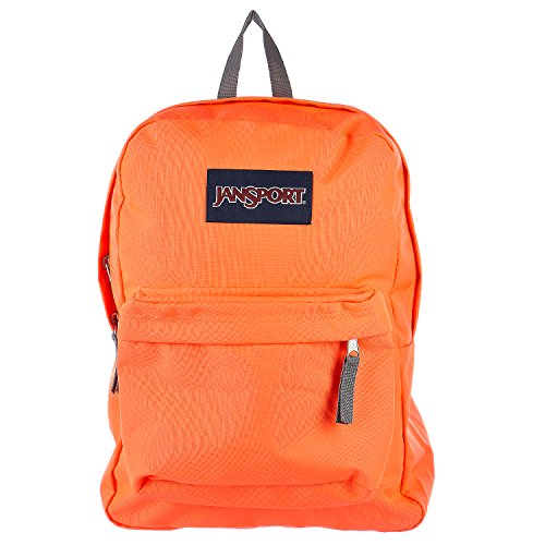 JanSport Unisex Superbreak Tahitian Orange One Size by JanSport