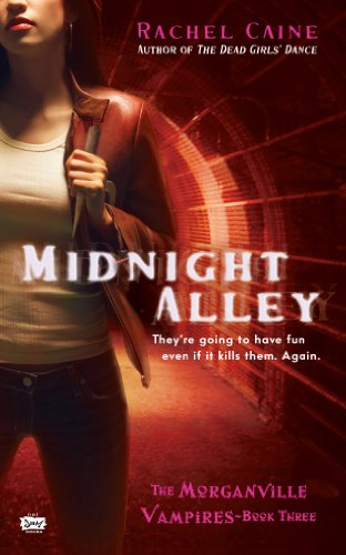book cover of Midnight Alley