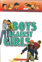 Boys Against Girls [Taschenbuch] by Phyllis Reynolds Naylor