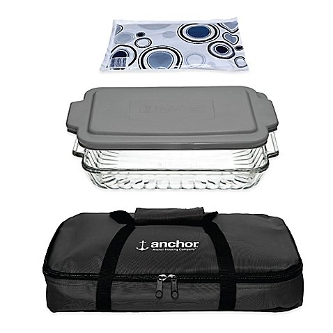 Anchor 4-Piece Bakeware Set