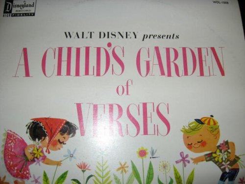 Walt Disney Presents a Child's Garden of Verses