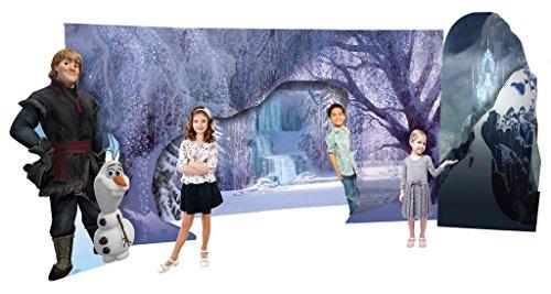 Frozen Scene - Disney's Frozen - Advanced Graphics Life Size Cardboard Standup by Advanced Graphics