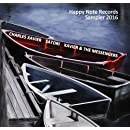 Happy Note Records Sampler 2016