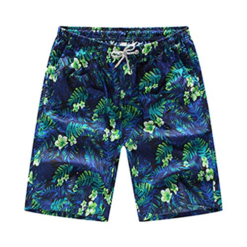 Men Printed Beach Shorts Quick Dry Running Shorts Swimwear Trunks Beachwear Sports Shorts,1,L (The Best Cuban Cigars 2019)