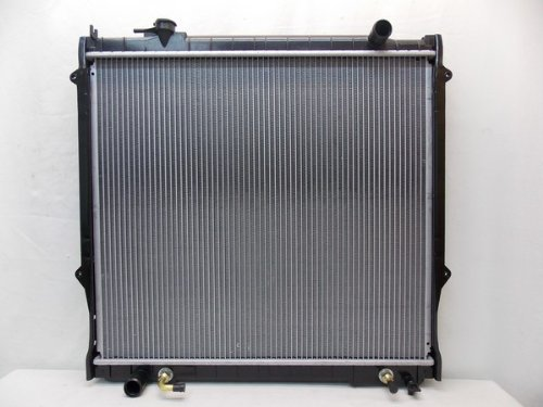 1755 RADIATOR FOR TOYOTA FITS TACOMA 2.7 3.4 V6CORE HEIGHT 22-5/8 INCHES - 1999 2000 Toyota Tacoma Engine