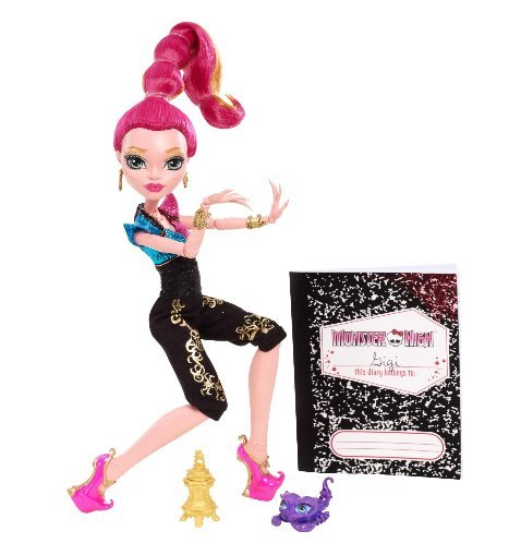 Game / Play Monster High 13 Wishes Gigi