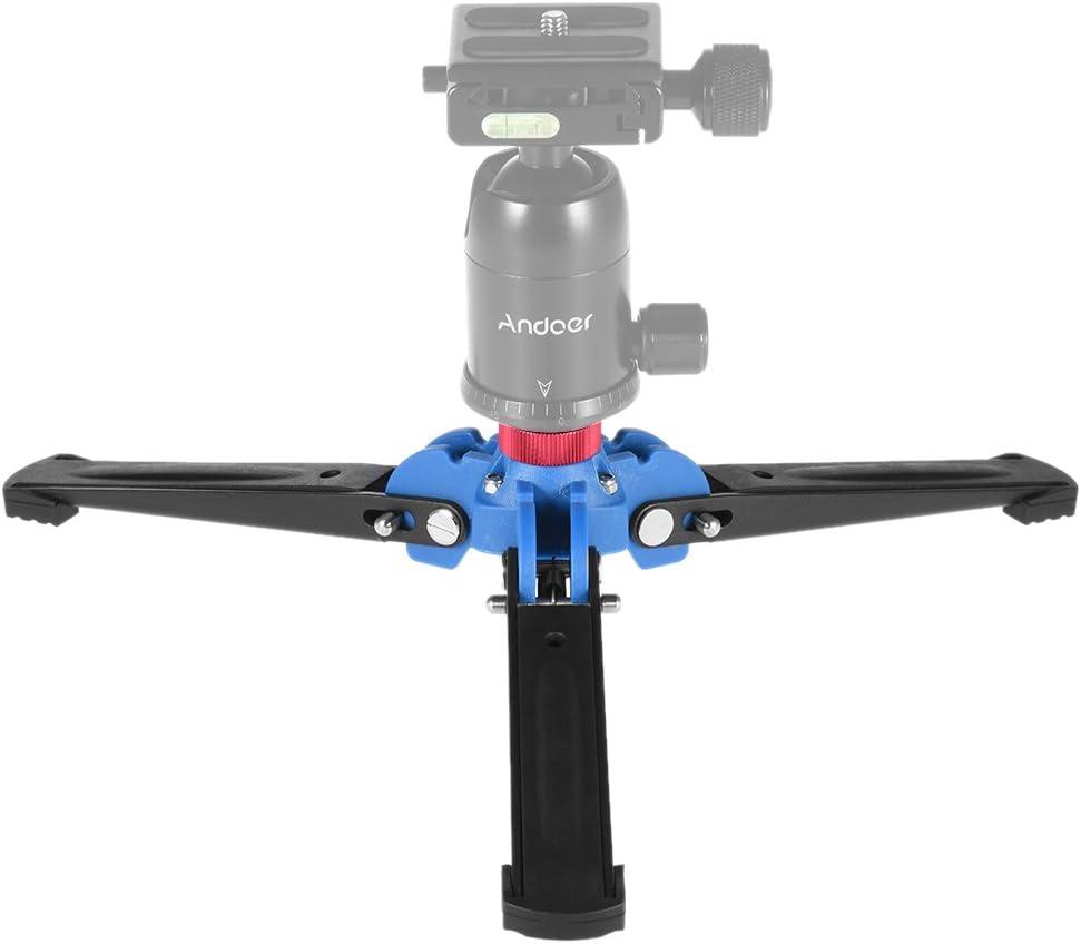 Andoer Kamera Stativ Mini Tripod Drei Bein Fotografie Kamera