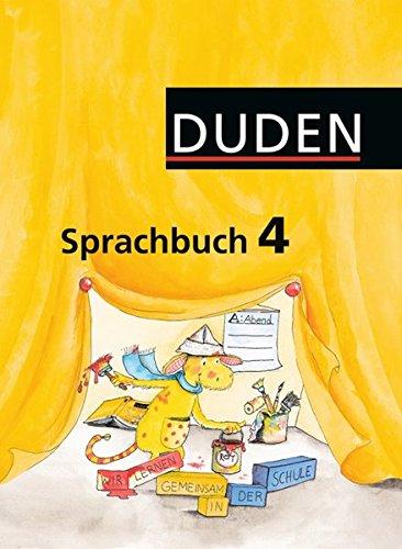 Duden Sprachbuch - Östliche Bundesländer und Berlin: 4. Schuljahr - Schülerbuch