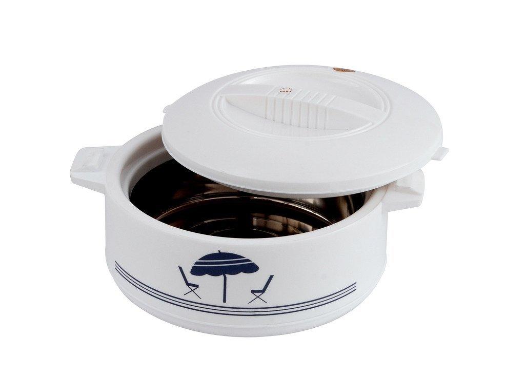 Zmatoo Cello Chapati Insulated Casserole 1500 Ml Hot Pot For Roti Low Price Food Warmer
