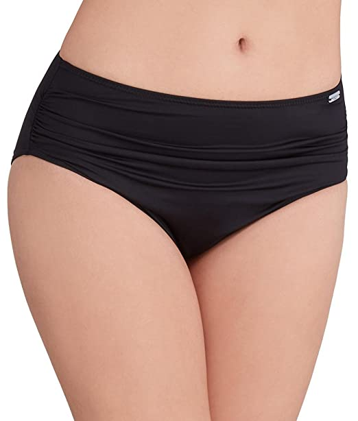 0ccebc3657704 Amazon.com  Fantasie Versailles Deep Gathered Bikini Bottom  Clothing
