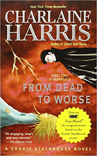 list of all sookie stackhouse books in order