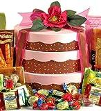Birthday Cake Gift Tower