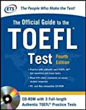 Image of Official Guide to the TOEFL Test With CD-ROM, 4th Edition