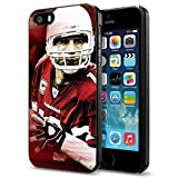 NFL Arizona Cardinal 13 Warner , Cool iPhone 5 5s Smartphone Case Cover Collector iphone Black