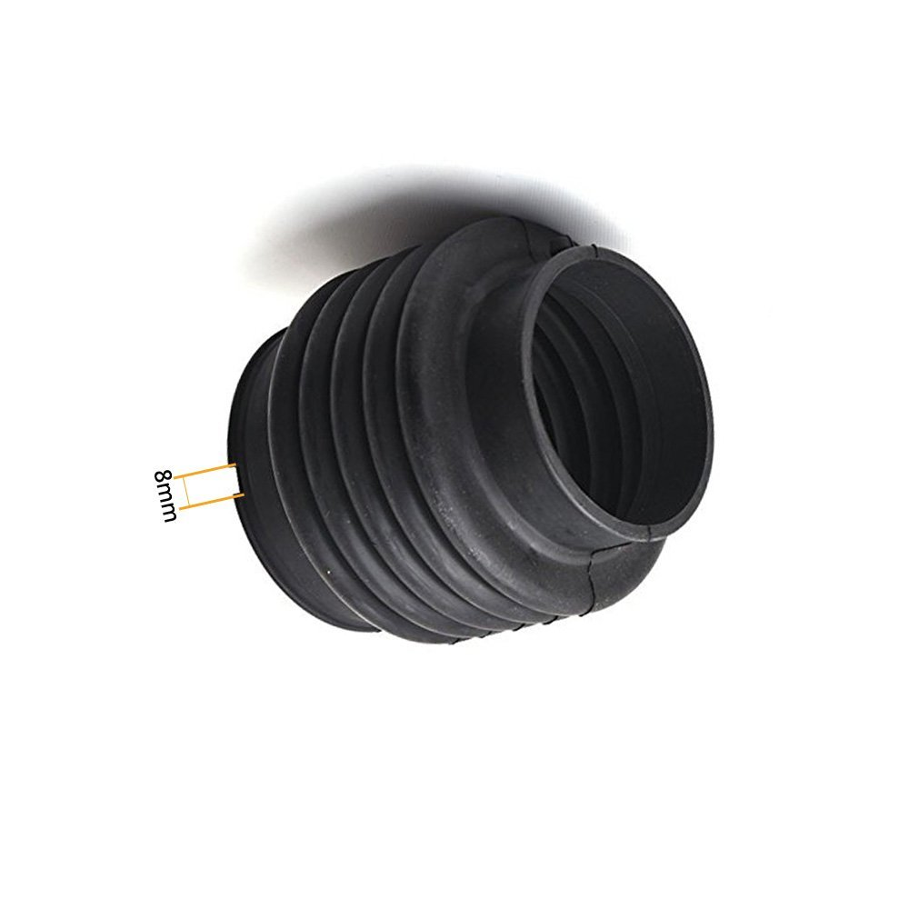 Universal Air Intake Hose Pipe Air Flow Tube Fit For 05-08 ACURA TSX L4 2.4L