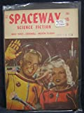 img - for Spaceway Science Fiction, June 1955, with Part 1 of *Radio Minds of Mars* (Volume 3, No. 2) book / textbook / text book