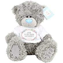 Me To You Tatty Teddy Personalised Bear - Ideal Gift For All Occasions, Mothers Day, Birthday by C.P.M.