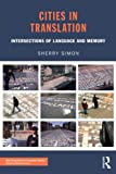 Cities in Translation, Sherry Simon, 0415471524