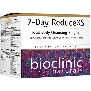 Bioclinic Naturals 7-Day ReduceXS, Single Kit