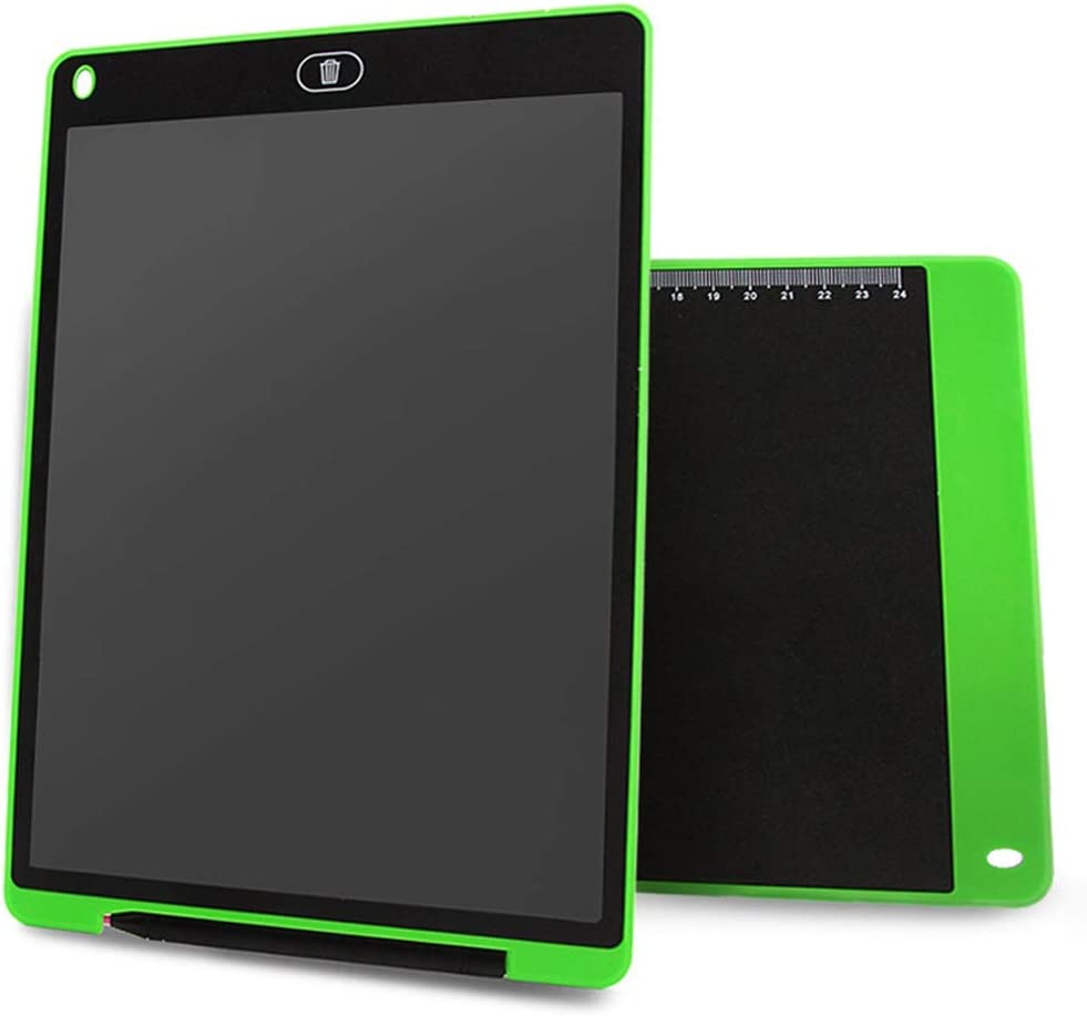 12 Inch Graphic Tablet Portable White Board Rugged Drawing Tablet Suitable for Home School Office Memo Notebook JUZXAAP LCD Writing Tablet Digital Ewriter