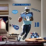 Vince Young Tennessee Titans Wall Decal