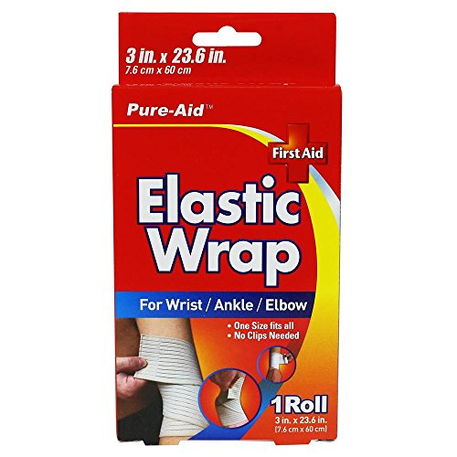 PURE-AID First Aid Elastic Wrap by Pure-Aid
