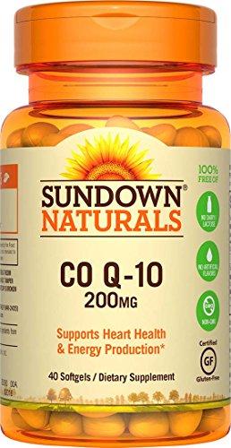 Sundown Naturals® Co Q-10 200 mg, 40 Softgels