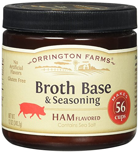 Ham Bone Smoked In - Orrington Farms Base Ham Nat 12 Ounce