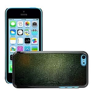 Super Stellar Slim PC Hard Case Cover Skin Armor Shell Protection // M00050457 wall aero stone dark creative // Apple iPhone 5C