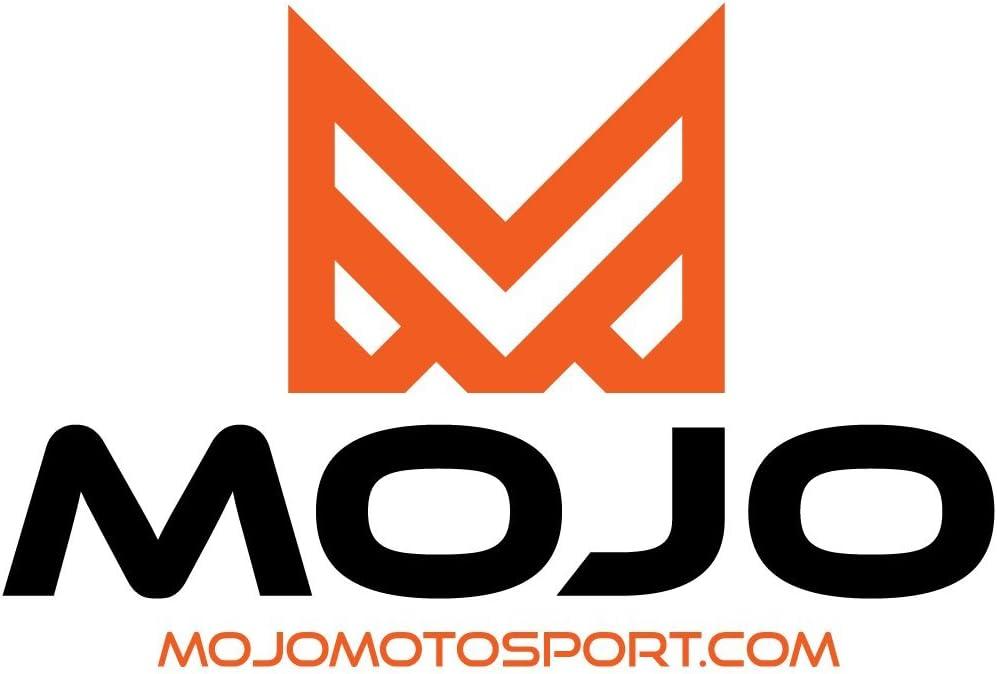 Mojo MOJO-KTM-CMSTRC3 Anodized Orange CNC Billet Clutch Reservoir Cover